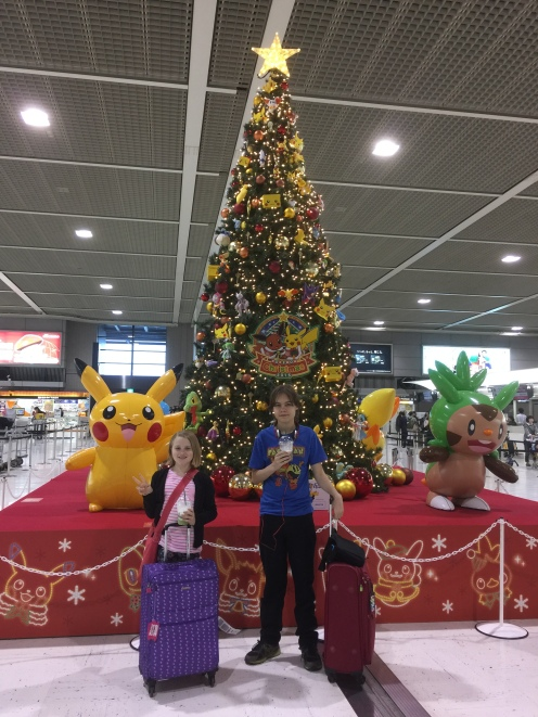 Pokemon Christmas Tree