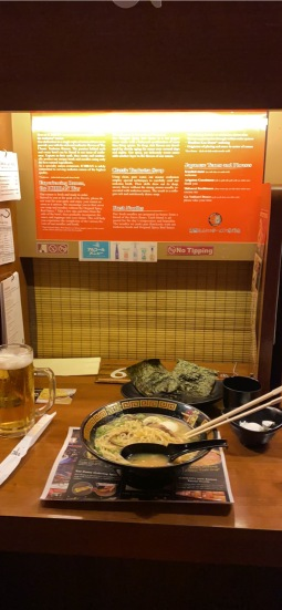 Ichiran Private Booth