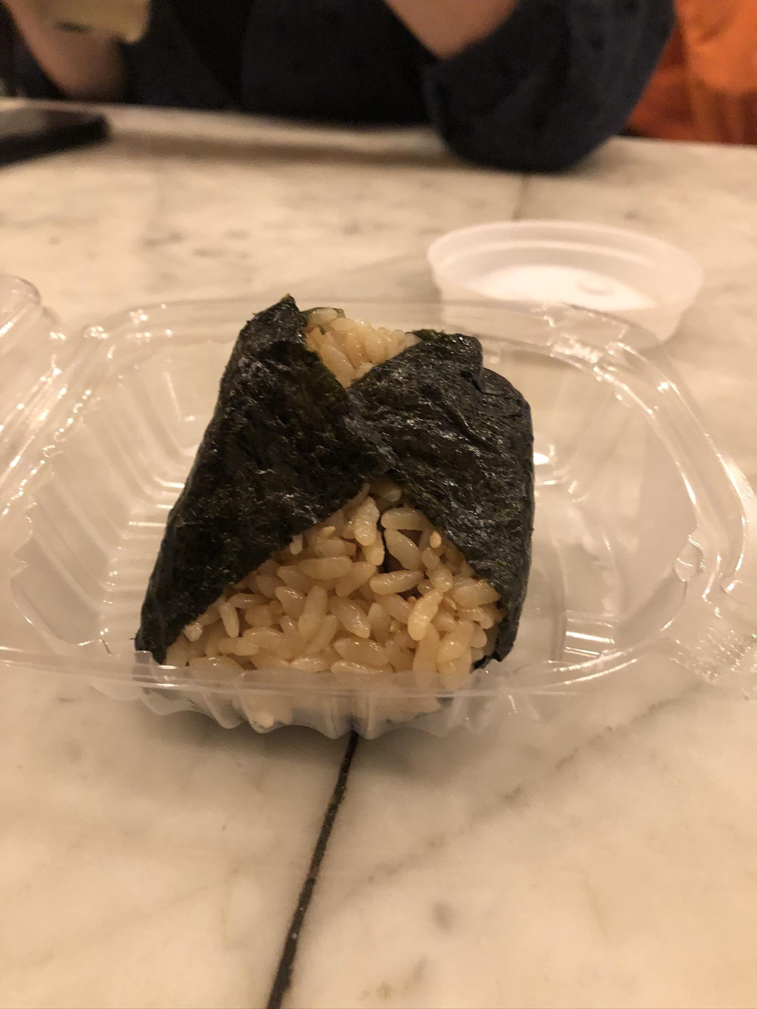 charshu onigiri
